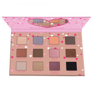 Product Display of Smell the Roses Eyeshadow Palette