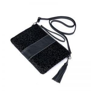 Product Display of Narina Clutch Black