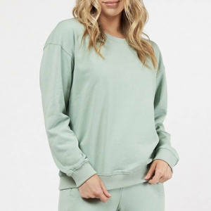 Product image of Ebby and I Basics Track Top - Mint
